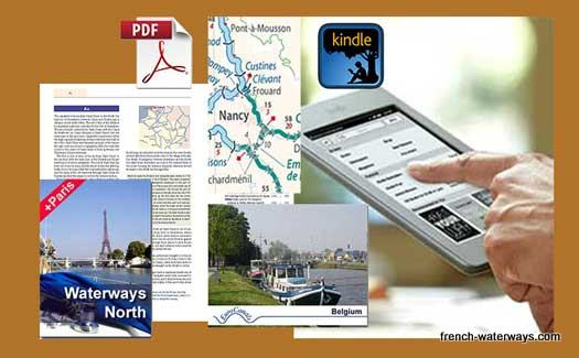 French canal navigation guide downloads