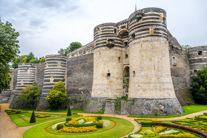 Angers castle will keep the kids entertained on your family friendly holiday