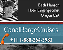CanalBargeCruises Travel Agents