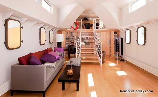 Houseboats for sale France