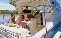 All about hire boat holidays and vacations