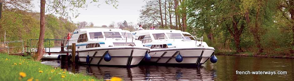 Le Boat self drive hire boats