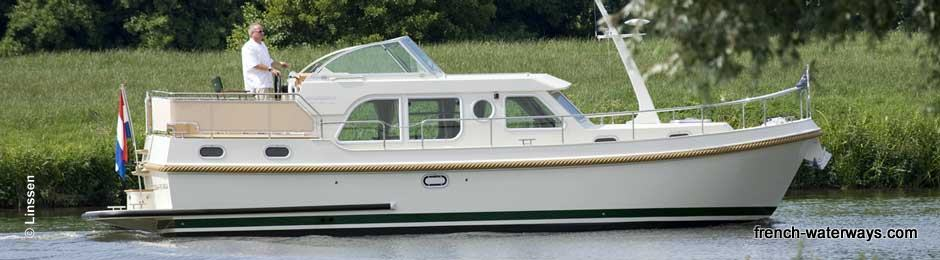 Linssen Self drive hire boats