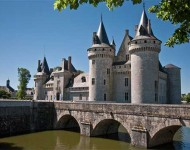 Chateau de Sully, Loire North