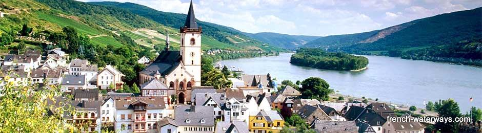 rhine river cruises lorch