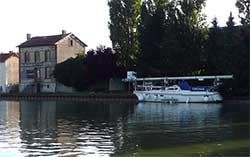 Soulanges, Canal lateral a la Marne