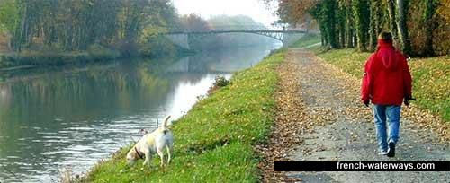 Orconte, Canal Marne a la Saone, Canal entre Champagne et Bourgogne