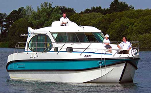 Hire boat special offer