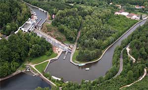 Arzviller Inclined Plane Boat Lift