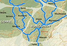 Burgundy-Cote d'Or-FrancheComte Region