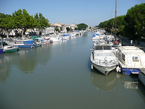 Le boat beaucaire