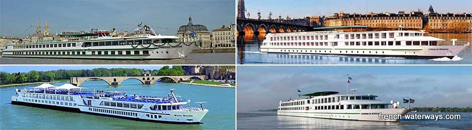 river cruise ships bordeaux