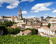 Saint-Emilion, Bordeaux
