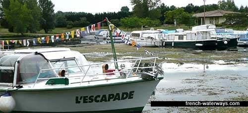 Fontet port de plaisance