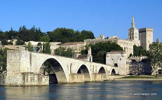 River cruises Rhone France
