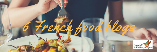 6 French food blogs
