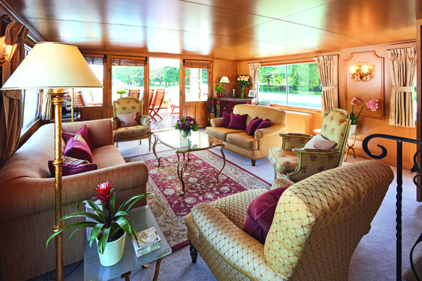 Amaryllis Belmond barge Burgundy french-waterways.com