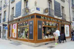 Dijon Maile mustard shop french-waterways.com