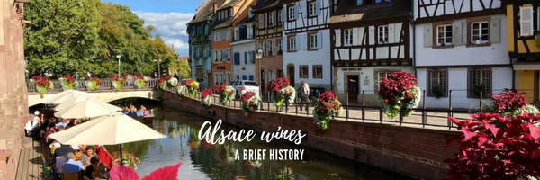 Alsace wines a guide to French wine
