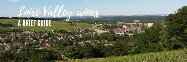 Loire Valley wines