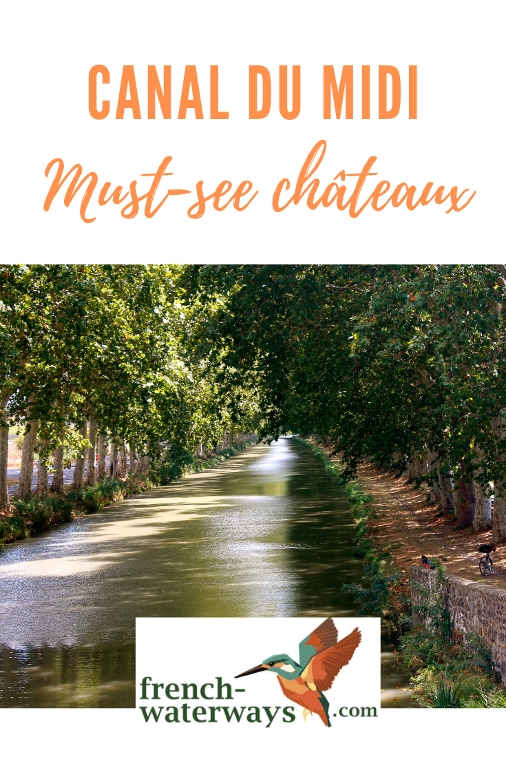 Unlike the Loire whose very name conjures up the image of a Renaissance palace reflected in the water, the Canal du Midi isn't the most famous place in France for chateaux. But the 240km waterway does run through much of the famous Cathar territory, dotted with castles.