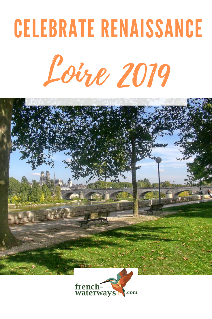2019 marks something of a landmark year in the Loire Valley, a region known for its iconic châteaux and timeless riverscapes. In 1519, the Loire became the cradle of the Renaissance creativity, thinking, architecture and art de vivre in France. 500 years later, the Loire celebrates the Renaissance with a long list of cultural, artistic and fun events commemorating this glorious period in French history.  Events based around the Renaissance take place all year and make for the perfect excuse to visit France in 2019. Naturally, event activity peaks in the summer with an especially good choice of son et lumière festivities. Read on for our round-up of the best events and where to see them.