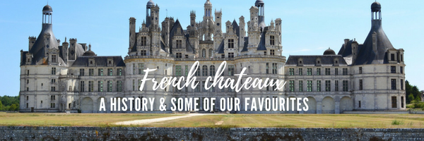 Chateau Chambord, the original French chateaux
