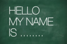 Hello my name is Mr...