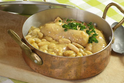 Try Cassoulet when embarking on boating holiday from Toulouse