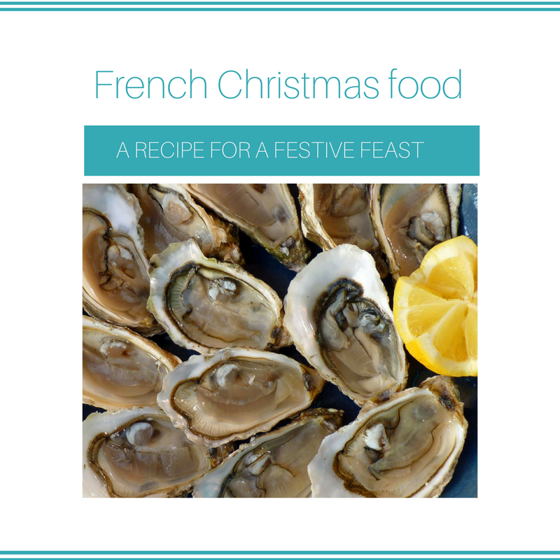 A festive recipe for a French Christmas filled with fine food and wine