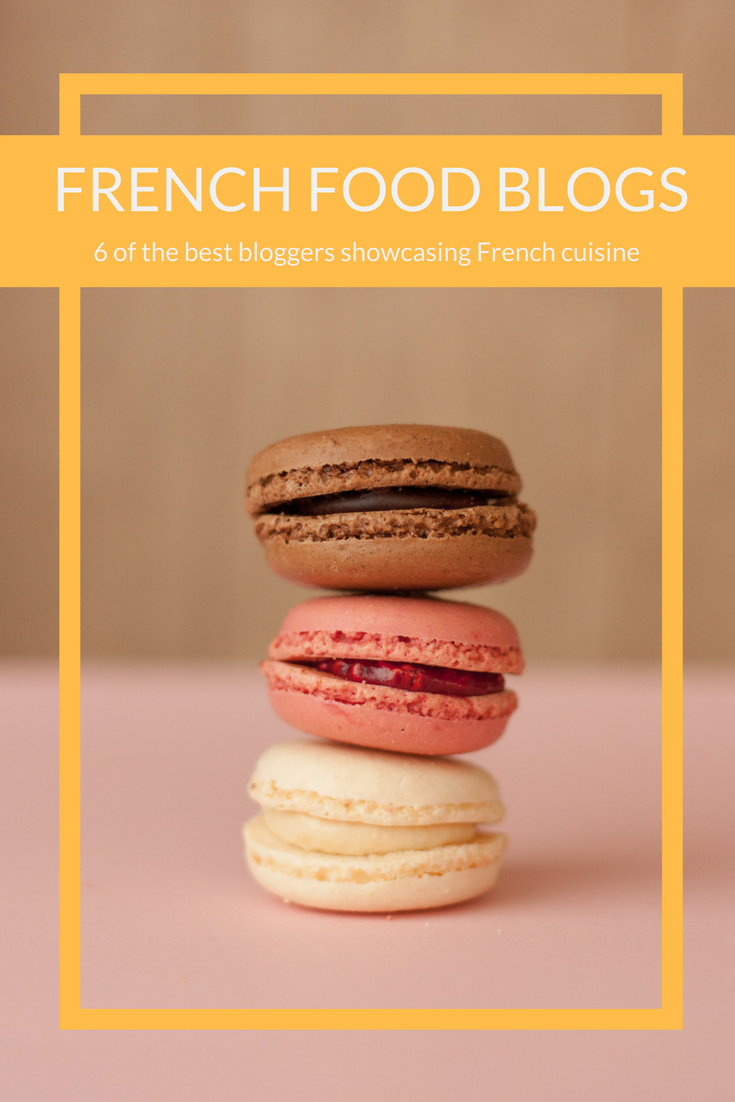 French food blogs pinterest