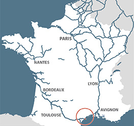 River Hrault French Waterways in Detail French Waterways