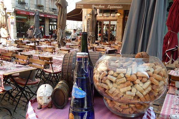 Cruise in France - Cuisine and wine