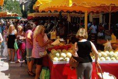 Market Day Gascony
