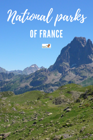 From 2019 there will be seven national parks in France with the newest one also being the largest, pushing the Vanoise national park into second place, size wise. Find out more about these stunning and strikingly different national parks in France - western Europe's largest country