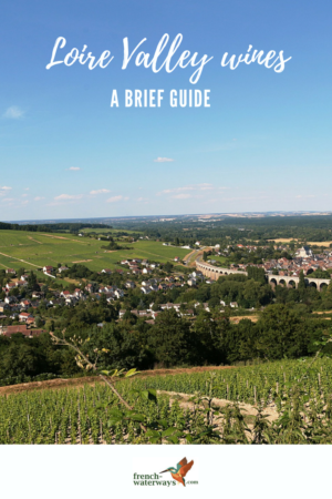A guide to Loire Valley wines, France's third largest wine-producing region producing some of the most diverse varieties from its varied landscape, delicious from west to east