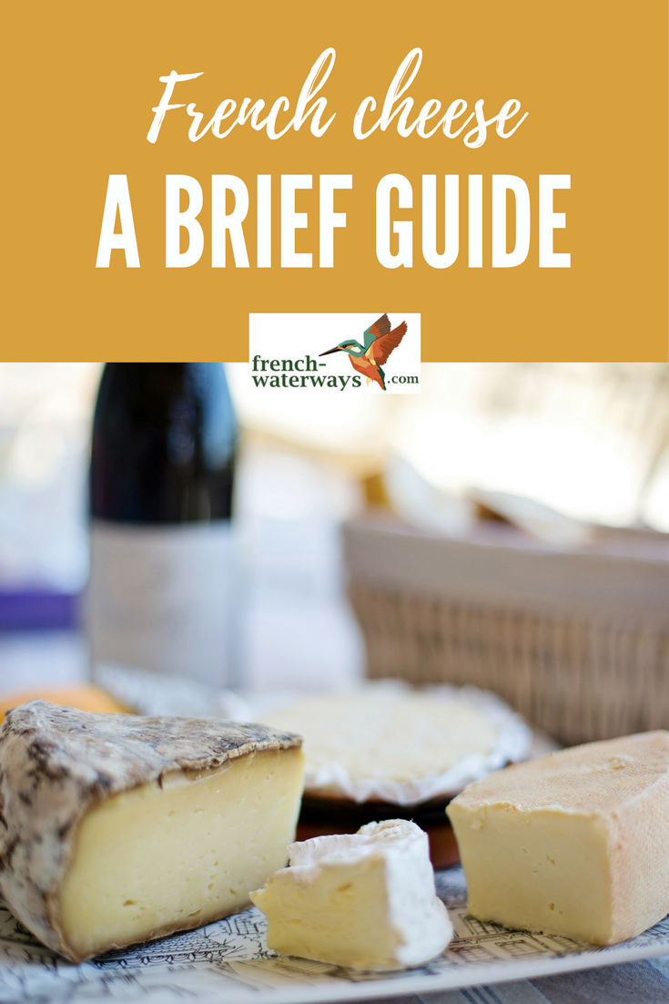 A brief guide to French cheese - need a dictionary of bon fromage, this guide will get you started on some of the best (of hundreds) of French cheese