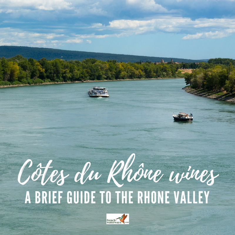 Cotes du Rhone wines a brief guide