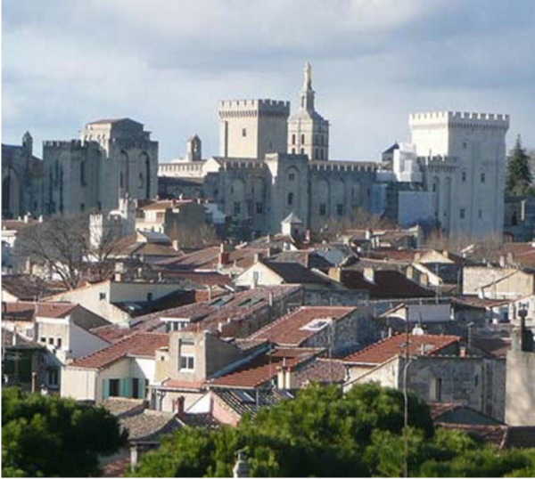Pope's Palace Avignon