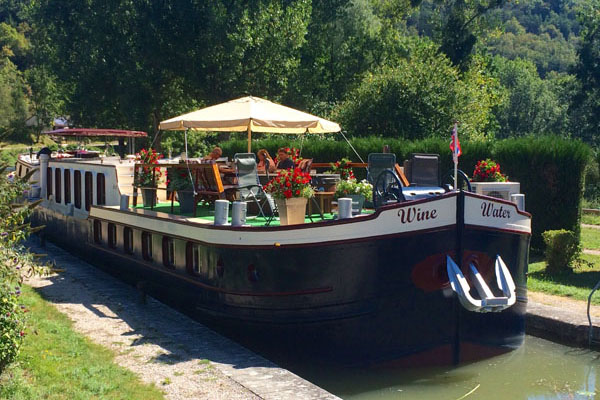 Wine & Water Burgundy Offers french-waterways.com