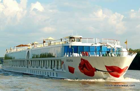 French waterways riverboat cruise offers
