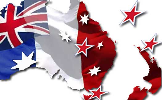 About France Australians New Zealanders