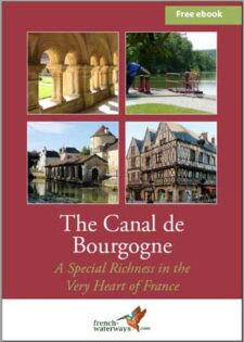 Cruise canals France Burgundy guide