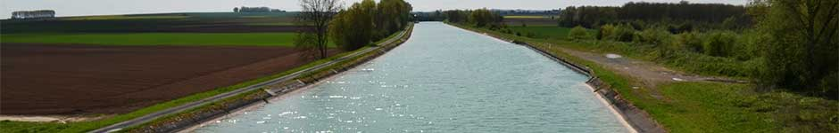 Canal du Nord, France
