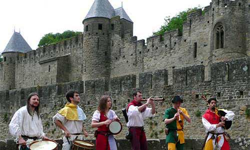 carcassonne unesco world heritage sites