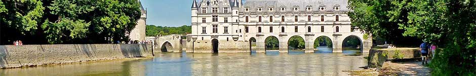 central canals rivers France