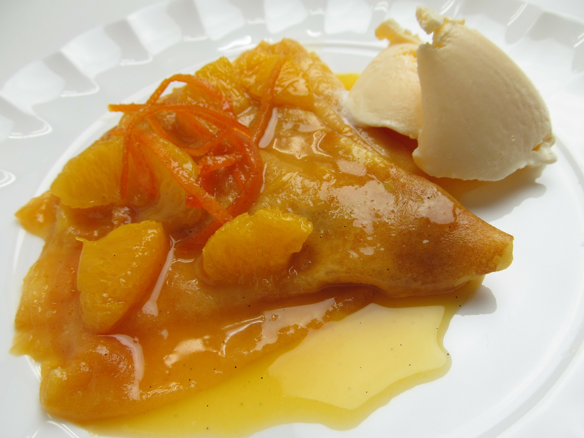 Grand Marnier fruit liqueurs orange crepe suzette French Waterways