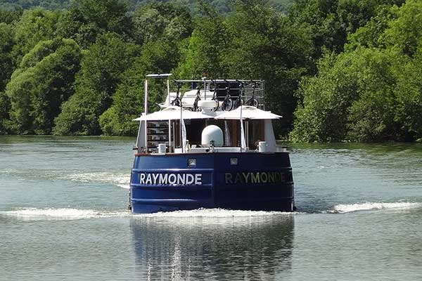 CroisiEurope Hotel Barge Raymonde Champagne discount