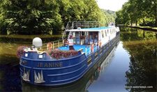 hotel barge jeanine burgundy discounts french-waterways.com