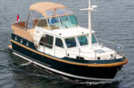 Linssen 32 AC boat for sale